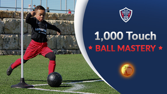 1,000 Touch Ball Mastery Series