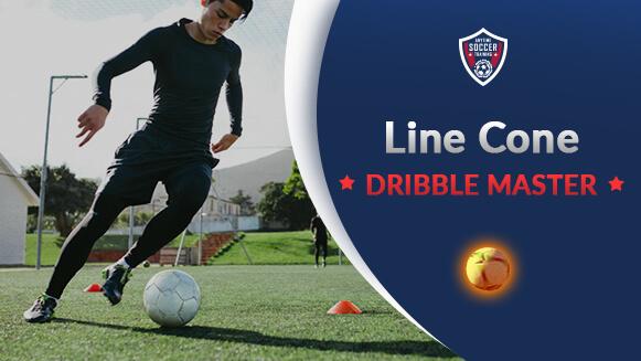 Line Cone Dribble Master