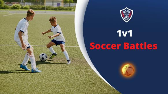 1v1 Soccer Battles & Score Series