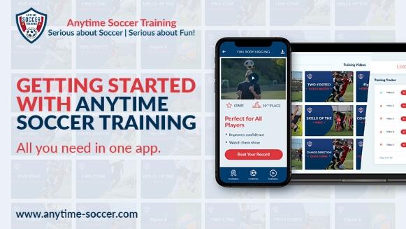 All Anytime Soccer Training Programs